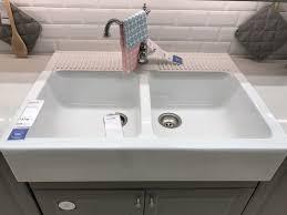 Ikea Domsjo Sink Grid by Single Bowl Vs Double Bowl Sink The Great Debate