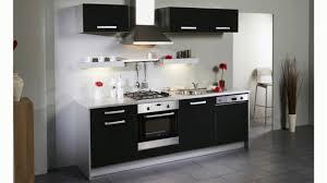 meuble de cuisine noir laqué meuble cuisine noir laqué