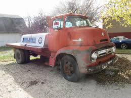 100 1943 Ford Truck Autoliterate 1955 C600 COE