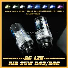 2x 35w d4s d4c hid xenon car headlight replacement bulb for es350