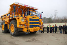 The 1st 90-ton BELAZ 75571 Mining Dump Truck Was Commissioned In ... Project 2 Belaz Haul Trucks Plant Tour Prime Tour Belaz 75710 Worlds Largest Dump Truck By Rushlane Issuu Belaz 7555b Dump Truck 2016 3d Model Hum3d The Stock Photo 23059658 Alamy Is Used This Huge Crudely Modified To Attack A Key Syrian Pics Massive 240 Ton In India Teambhp Pinterest Severe Duty Trucks And Tippers 1st 90ton 75571 Ming Was Commissioned In 5 Biggest The World Red Bull Filebelaz Kemerovo Oblastjpg Wikimedia Commons