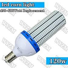 wyzm 120watt mogul base led corn light bulb 500 600watt