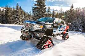 2018 GMC Sierra HD Takes On Snow-covered Mountains With Rubber ... Jeeprubiconwnglerlarolitedsptsnowtracksdominator Truck Covers Usa Preinstalled Yakima Tracks Filesome Old Railroad Tracks Wait On A Truckjpg Wikimedia Commons Ntsb Truck Hit By Gop Train Was On Tracks After Warning The Mountain Grooming Equipment Powertrack Systems For Trucks Report Bed Right Track Systems Int Youtube Mattracks Rubber Cversions Snow For Trucks Prices Ruhr Album 3 Ruhrtriiiennale Powertrack Jeep 4x4 And Manufacturer Impossible Truck Drive Apk Download Free Simulation Game
