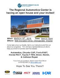 Check Out These Events Happening At The Regional Automotive Center ... Tidewater Community College Virginia Beach Student Activity Center Norfolk Campus Portsmouth Virginia Beach Tcc Campus Map Swimnovacom Tcc Vbsc First Floor Map Social Lounges Gymnasium Events Chesapeake Visit Tccs