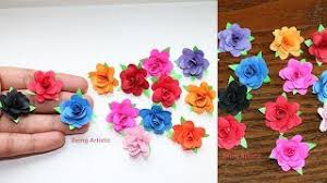 Ecouter Et Telecharger How To Make Small Paper Rose Flower