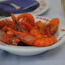 cuisine sur la 2 el de la gamba 2 14 photos 17 reviews seafood passeig de