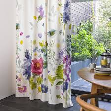 Fabric Curtains John Lewis by Buy Bluebellgray Tetbury Lined Pencil Pleat Curtains John Lewis