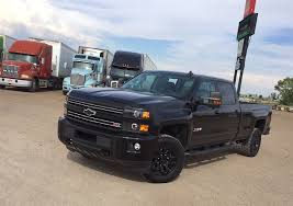 2016 Chevy Silverado HD Midnight Edition: This Just In [Poll] - The ...