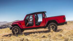 2019 Jeep Gladiator Is A Glorious Jeep Pickup