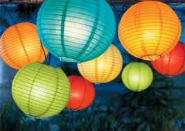 The Festive History of the Rice Paper Lantern