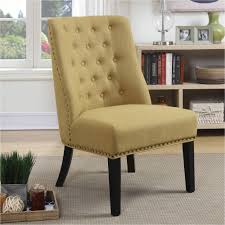 Coaster Accent Chair, Yellow Linen-Like Fabric | Products | Accent ... Coaster Fine Fniture 902191 Accent Chair Lowes Canada Seating 902535 Contemporary In Linen Vinyl Black Austins Depot Dark Brown 900234 With Faux Sheepskin Living Room 300173 Aw Redwood Swivel Leopard Pattern Stargate Cinema W Nailhead Trimming 903384 Glam Scroll Armrests Highback Round Wood Feet Chairs 503253 Traditional Cottage Styled 9047 Factory Direct