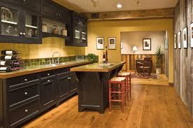 marvellous kitchen color ideas with oak inspirations and new light