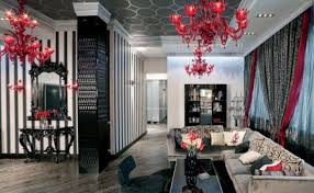 Red Living Room Ideas 2015 by Black White And Red Living Room Decor Photo 16 In 2017