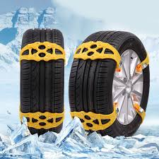 100 Truck Chains Snow Chain For Car Pick UP Tire Anti Slip Emergency All
