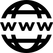 World Wide Web Vectors s and PSD files