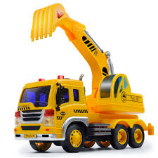 100 Toy Construction Trucks 116 Engineering Excavator Digger Car Model S