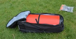 Sup Board Deck Bag by Ten Toes Board Emporium 10 U0027 Weekender Isup Review