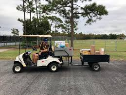 UPS Using Golf Carts To Help Deliver Christmas Packages - Lehigh ...