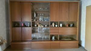 verschenke wohnzimmerschrank ohne dekoration top zustand