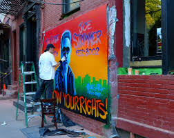 Joe Strummer Mural Nyc Address by The World U0027s Best Photos Of Clash And Joe Flickr Hive Mind