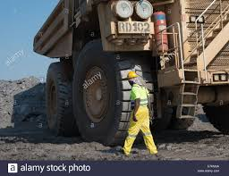 Dump Truck Driver Mine Stock Photos & Dump Truck Driver Mine Stock ...