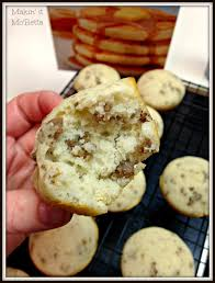 Krusteaz Pumpkin Pancake Mix Ingredients by Pancake And Sausage Muffins U2013 Makin U0027 It Mo U0027betta