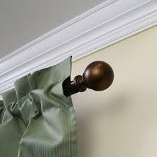 Cambria Curtain Rods Bronze by Mainstays 1