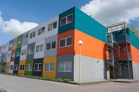 100 Containers As Houses Are Steel The Future Of Housing