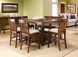 Raymour And Flanigan Dining Room Tables Aspen 6 Counter Height Set Sets Kitchen