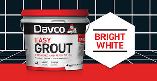 pre mixed grout for floor and wall tiles davco