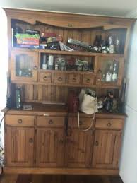 antique china cabinet Antiques Art & Collectables
