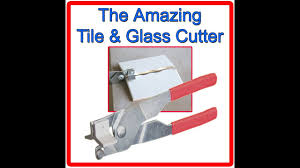 Glass Tile Nippers Home Depot Canada by How To Cut Shapes In Tile Without A Wetsaw Youtube