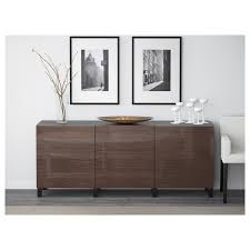 bestå storage combination with drawers black brown