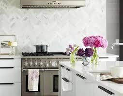 gallery herringbone marble backsplash how to install a marble
