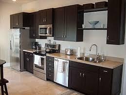 one wall kitchen Garage apartment Plan Pinterest