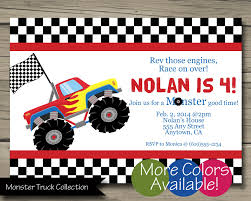 Modern Monster Truck Birthday Invites Embellishment - Invitations ... Edible Cake Images M To S The Monkey Tree Monster Jam Icing Image This Party Started Modern Truck Birthday Invites Embellishment Invitations Personalised Topper Cakes Decoration Ideas Little Trucks Boys 1st Elegant 3d Birthdayexpress A4 Dzee Designs Cupcakes Kids Parties Nuestra Vida Dulce Therons 2nd With At In A Box Simple Practical Beautiful