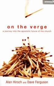 On The Verge A Journey Into Apostolic Future Of Church