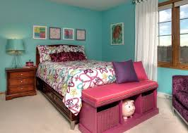 Teenage girl s bedroom Traditional Kids Milwaukee by Suzan