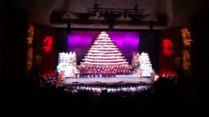 Bellevue Baptist Church Singing Christmas Tree Youtube by Sing Christmas Tree 2016 Portland Youtube
