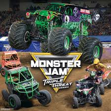 100 Monster Truck Oakland The Most ActionPacked Live Event On Four Wheels Abc10com