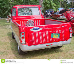 100 Ford Econoline Truck 1966 Back Editorial Stock Photo Image Of