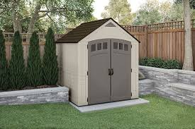 322 cu ft 7 x 7 covington storage shed suncast corporation