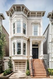 100 Townhouse Facades What Do Facades Of Famous San Francisco Townhouses Hide Photos
