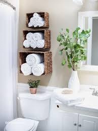 große diy bad handtuch aufbewahrungsideen diyb bathroom