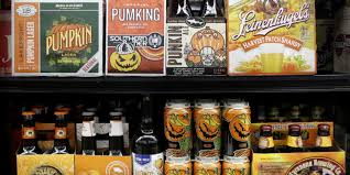 Lakefront Pumpkin Lager by Pumpkin Beers Rolling In Before Fall