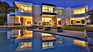 100 Modern Houses Los Angeles Stunning Contemporary Sunset Strip Luxury Residence CA
