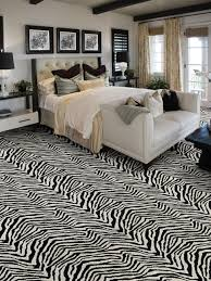 Zebra Decor For Bedroom by 12 Ways To Incorporate Carpet In A Room U0027s Design Diy