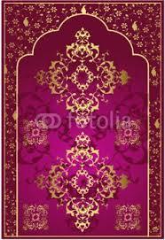 Antique Ottoman Turkish Illustration Vector Design