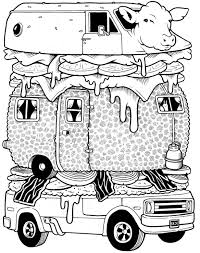 Jeremy Fish Coloring Book Upper Playground 005