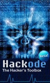 Hackode The hacker s Toolbox is an application for penetration tester Ethical hackers IT administrator and Cyber security professional to perform